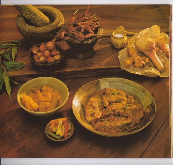 Prawn & Pineapple Curry