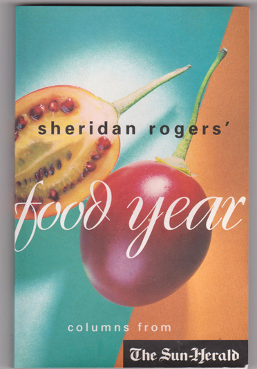 Food Year by Sheridan Rogers