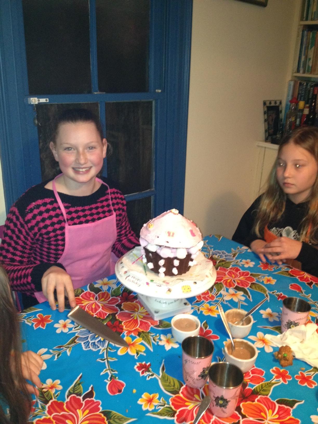 Brigitte's party