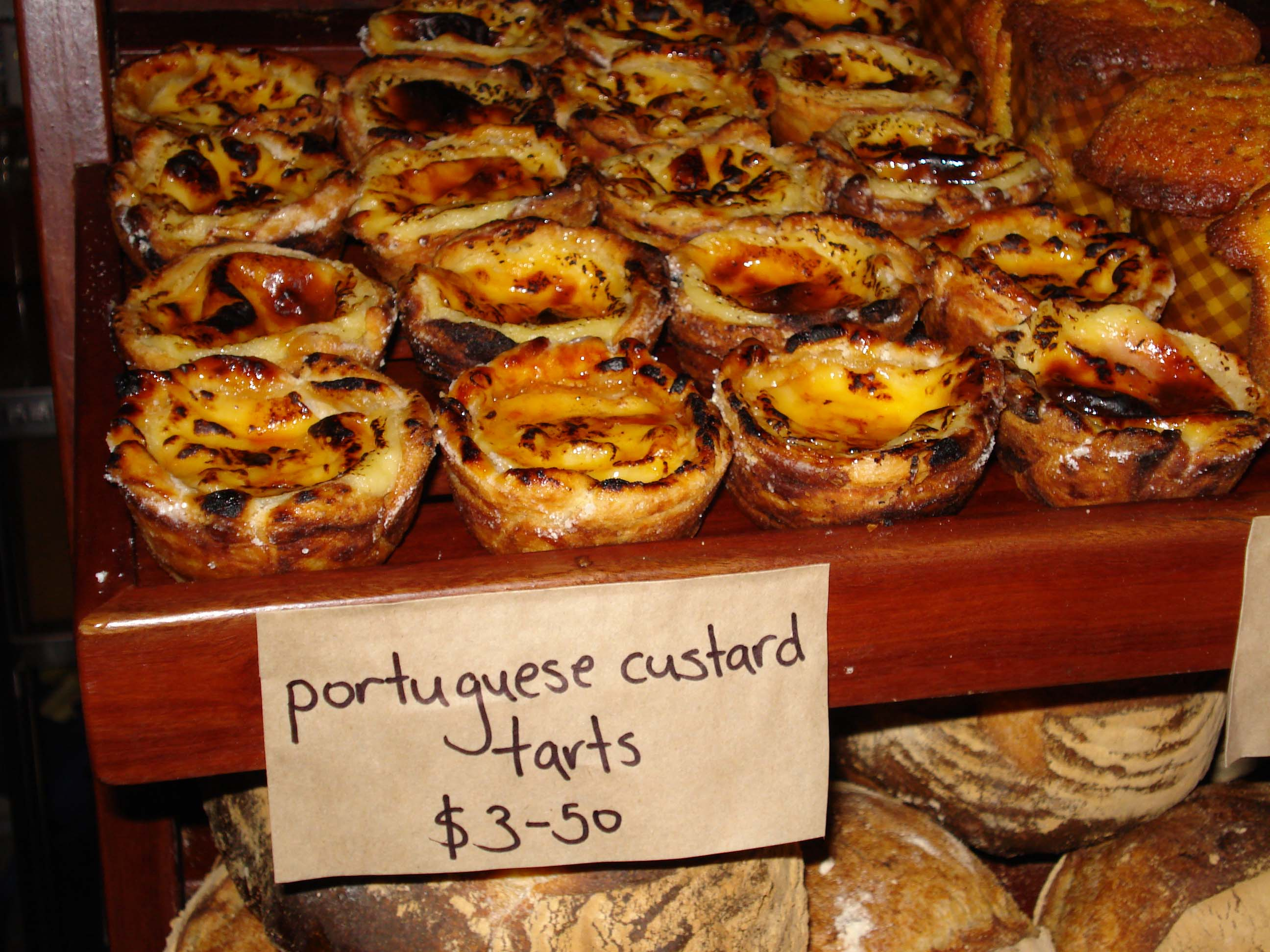 portuguese custard tarts portuguese custard tarts portuguese custard ...