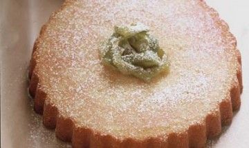 Lime Syrup Cake