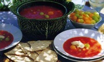Paradise Soup
