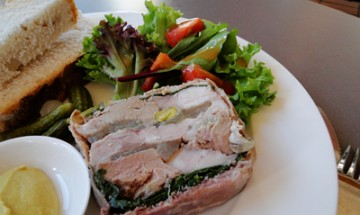 Tonic's Chicken Terrine