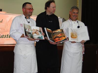 Three French Chefs