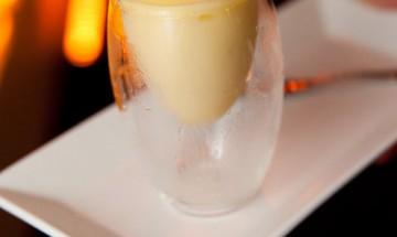 Mango Kaffir Lime & Saffron Sorbet