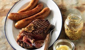 Kimbos' Perfect Steak & Bangers