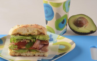 Bacon Lettuce Avocado Tomato Toasted Sandwich Photograph by Andrew Payne, Photographix