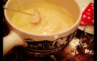 Felix's Cheese fondue