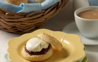 "Easy Peasy Scones from my book, ""Mini Chef: cooking with Kids"""