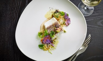 Hamish Ingham's Wood Roasted Fish Fillet