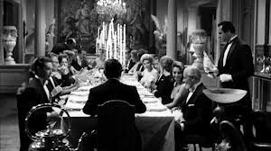 Scene from Luis Bunuel's film  Exterminating Angel