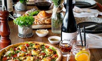Casa Ristorante's Genovese Pizza