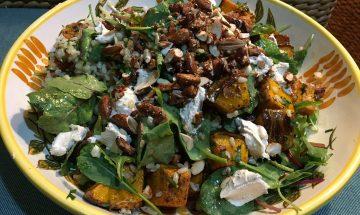 Louise's Citrus Rice Salad