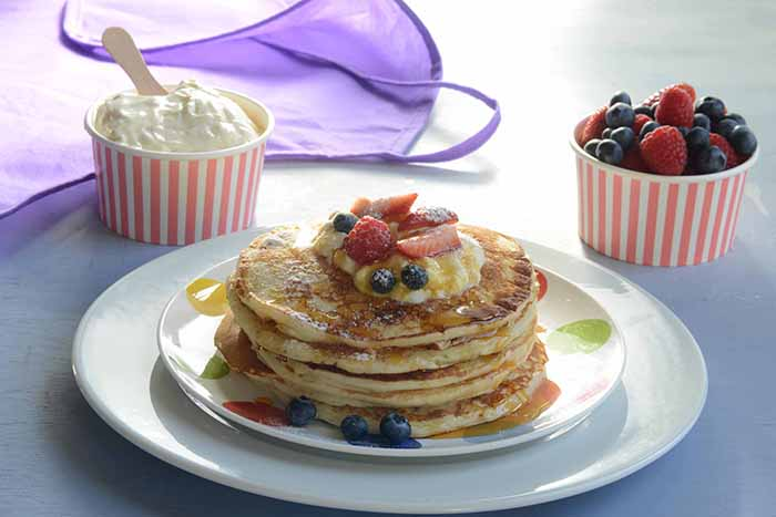 Buttermilk Pancakes Mini Chef eBook