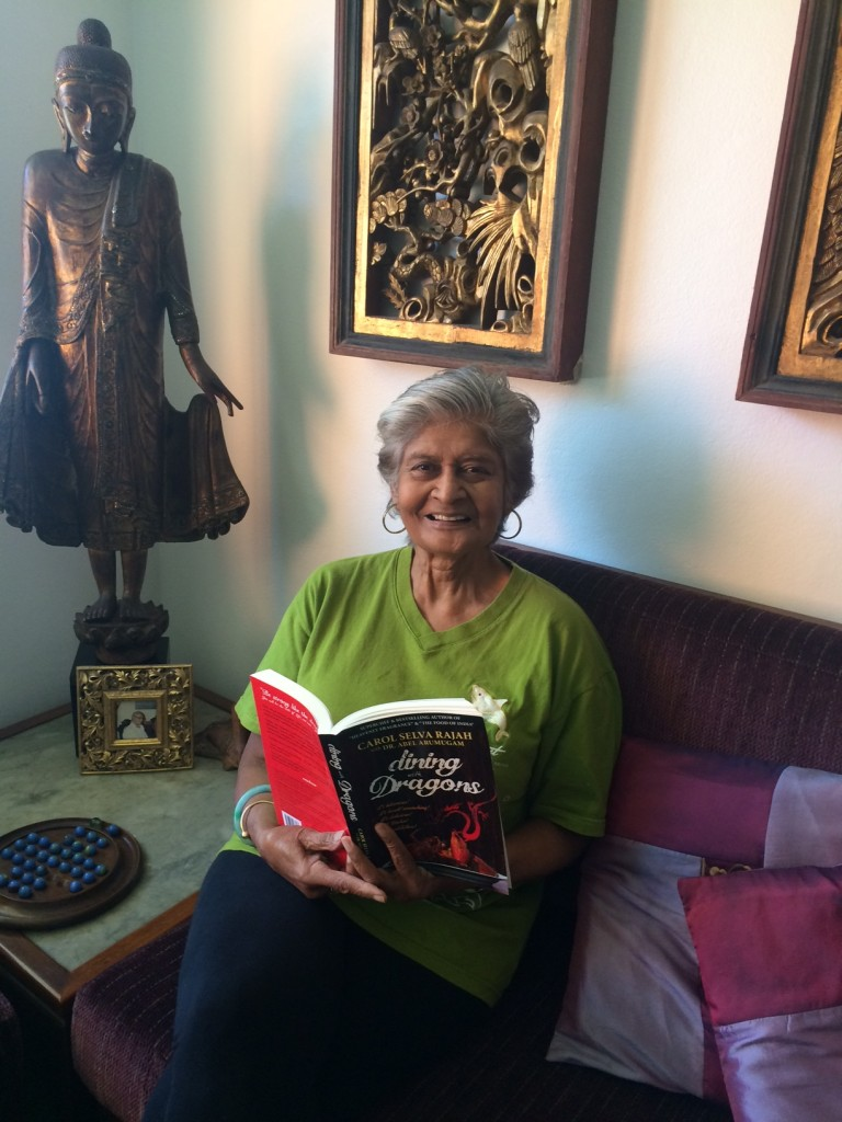 Carol SelvaRajah