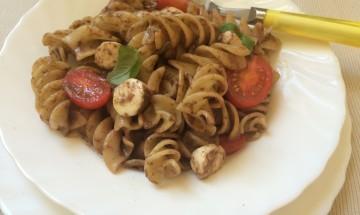 Pasta al Pesto di Olive