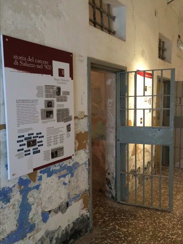 The prison in the Castiglia at Saluzzo, now a museum