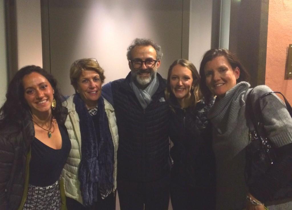 Arrivederci Massimo Bottura!