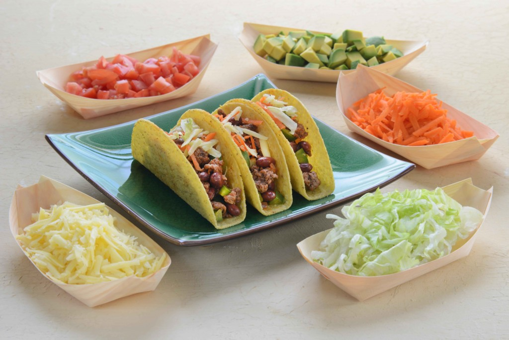 Tacos with Chill con Carne