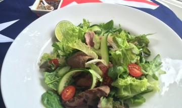 Thai-me Kangaroo Down Salad