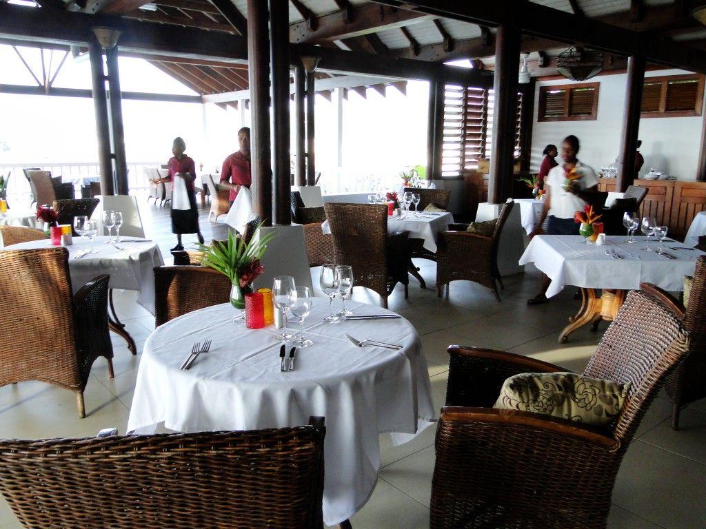 MIchener's Restaurant, Iririki