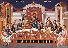 Sacraments of the Church: The Last Supper
