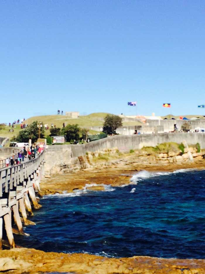 Bare Island, La Perouse, Sydney