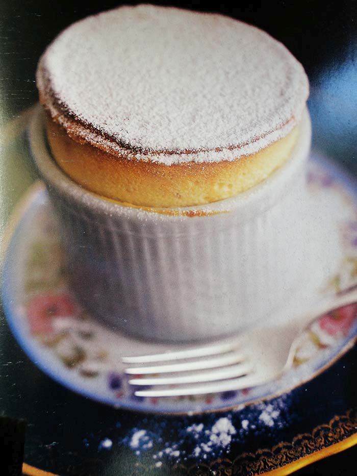 Damien Pignolet Passionfruit Souffle from French