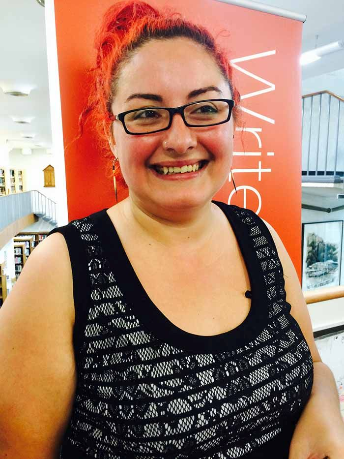Jess Sinnott, Aboriginal education officer and guide
