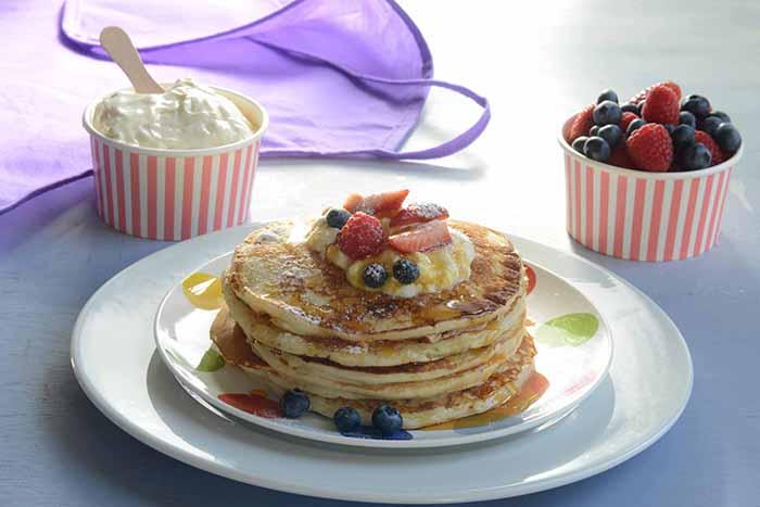 Buttermilk Pancakes Mini Chef eBook