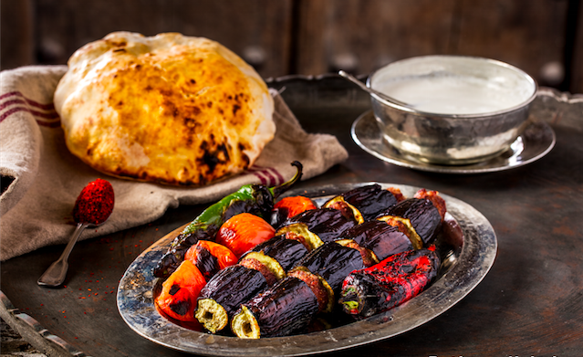 Stuffed (reconstituted) Dried Vegetables